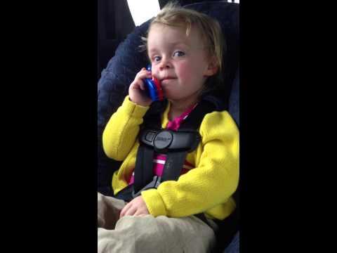 Lydia calling Aunt Mimi