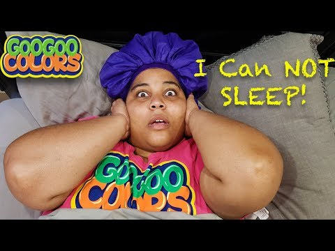 GOO GOO MOM CAN'T SLEEP ROUTINE! (Learn To Be Considerate of Others)