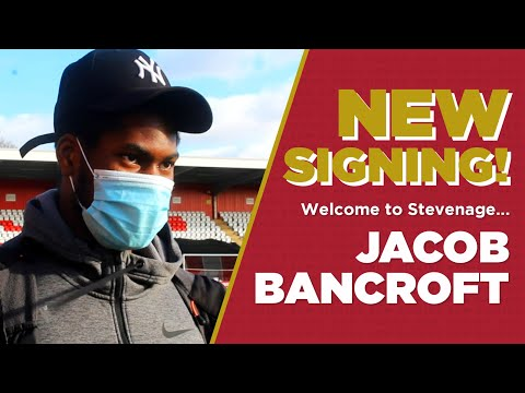 NEW SIGNING | Jacob Bancroft first interview