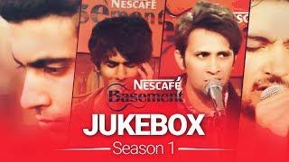 Nescafe basement Season 1 &  2 JukeBox | Humesha, Raaz-e-Fitna, Shayad, Ajeeb se |