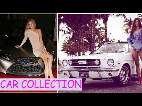 Robyn Lawley car collection