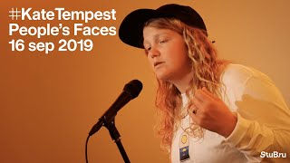The Tunnel — Kate Tempest - People's Faces (live)