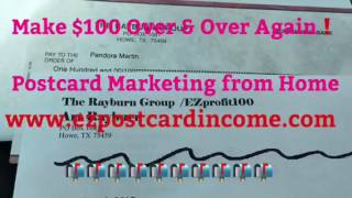 (EZ Profit 100 2017)-Work From Home Mail Order Works