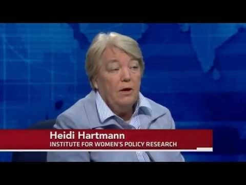 Heidi Hartmann on the Poverty Line in America