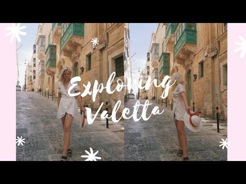 Exploring Valetta, Malta // Malta and Gozo ep. 4