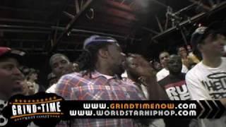 gtn rap battle arsonal vs conceited part 2
