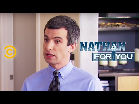 """Nathan for You"", a shamefully underrated show with some of the best deadpan comedy I've seen"