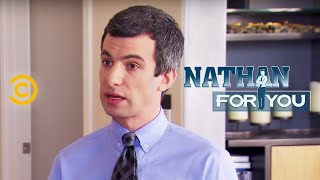 Nathan For You - Dating Website