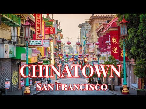 What Chinatown, San Francisco Looks Like Now