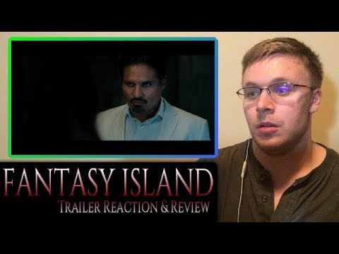 Fantasy Island Trailer #1 – Reaction & Review