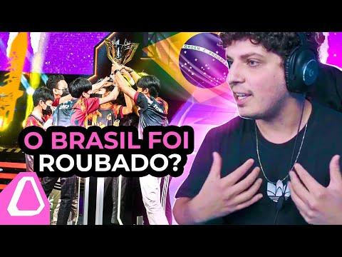 """GB e WEEDZÃO sobre Mundial de FREE FIRE: """"Brasil foi excluído dos treinos""""   #5   DUO START"""