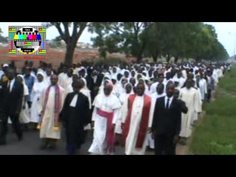 Il était une fois au Togo, réligieux et avocats marchaient pour le report d'une élection à risque