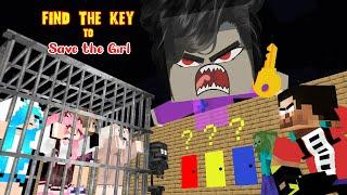 Find The Key Challenge - Monster School
