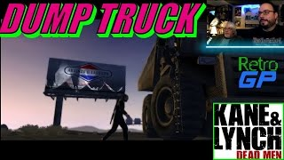 Kane & Lynch Dead Men on PS3 - Chapter 7 DUMP TRUCK - 2 Players Co-Op - Retro GP