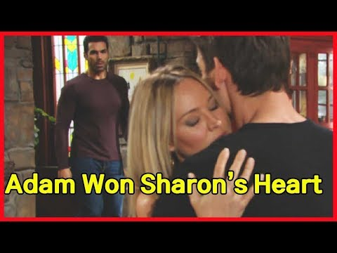 Y&R Update 09/23/19 | Adam Won Sharon's Heart