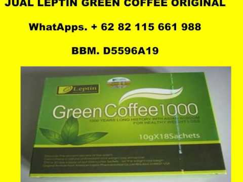 Jual Kopi Hijau (Green Coffee Asli) Untuk Membantu Proses Diet