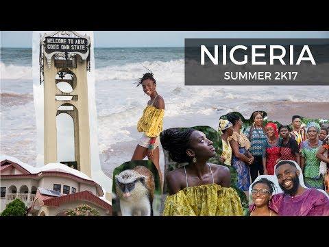 SUMMER VACATION | NIGERIA VLOG 2K17.