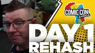 COMIC CON AFRICA 2019 - DAY 1
