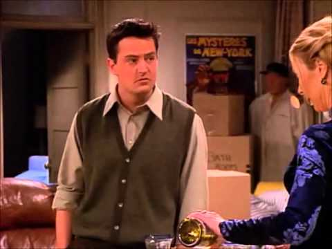 Friends S05E14 Chandler vs Pheobe
