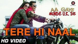 Tere Hi Naal Official Video | Aa gaye Munde U.K De | Jimmy Sheirgill, Neeru Bajw …