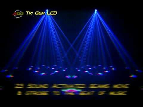 American DJ Tri Gem LED