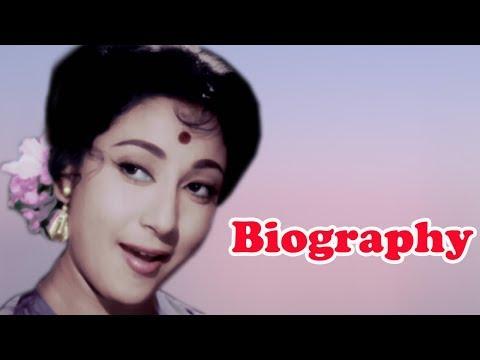 Mala Sinha  Biography