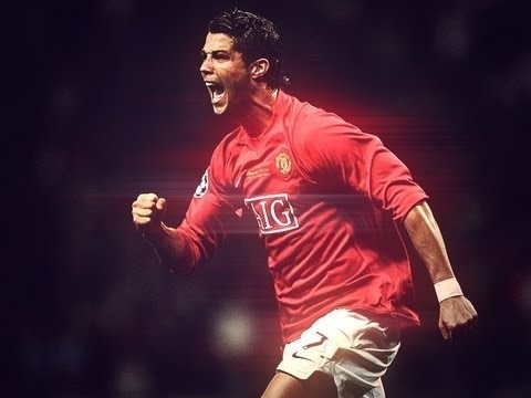 Cristiano Ronaldo Manchester United Memories Youtube