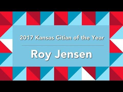 Dr. Roy Jensen Named KC Chamber's 2017 Kansas Citian of the Year