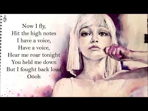 Sia - Bird Set Free [Lyrics]