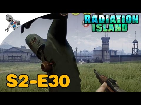 Vegetarian Zombie Let's Play - Radiation Island, Season 2, Ep 30: Reconnaissance