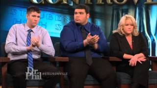 Dr  Phil Puts Unstable Steubenville Fame Whore in Her Place