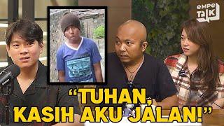Kisah Berat Pascol dari Jadi Kuli Sampe Dituduh Keluarga Dapet Duit Haram! - EMPETALK Pascol & Luan