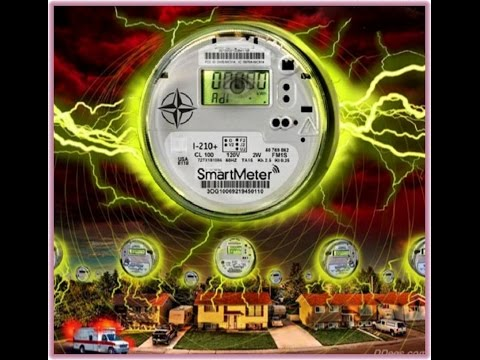 "SMART METER TECHNICIAN HAS ""SMART GRID SYNDROME"" AND ADMITS IT.."