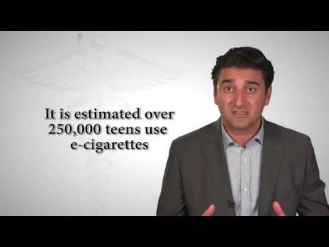 Addictive Potential Of E-Cigarettes