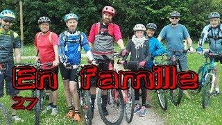 VTT XC en Famille  #27