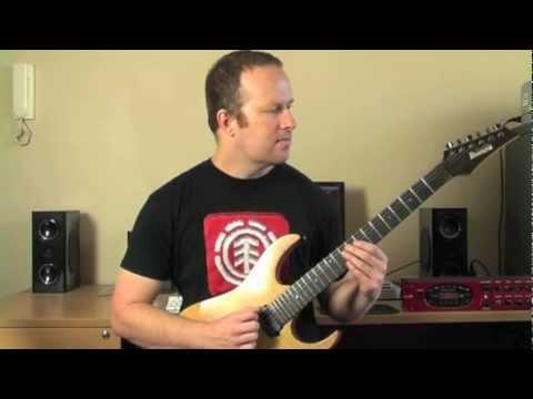 Memorizing The Musical Alphabet On The Guitar