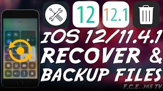 (UltData) How to Recover Deleted Photos, Contacts, Notes and Reminders from iOS 12 or iOS 11