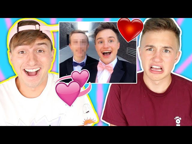 FINDING MY BROTHER A BOYFRIEND (cringey first date)