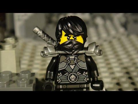 LEGO NINJAGO - STONE ARMOUR COLE V