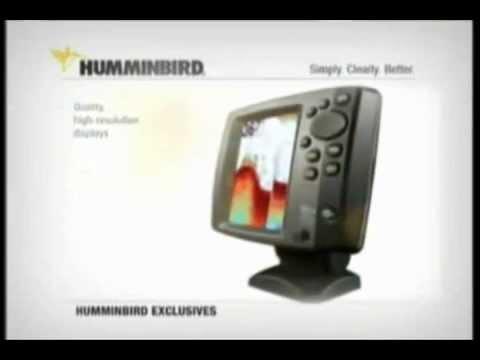 Humminbird Exclusives