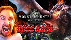 BOSS RAGE: All Hunts - Monster Hunter World (Beta)