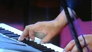 OCTAVIO REY y su órgano que habla, canta...y enamora!