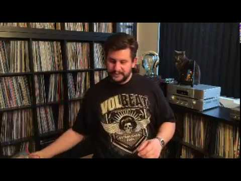 Livestream test - CD/Vinyl Update#67... Sorry for the bad video quality