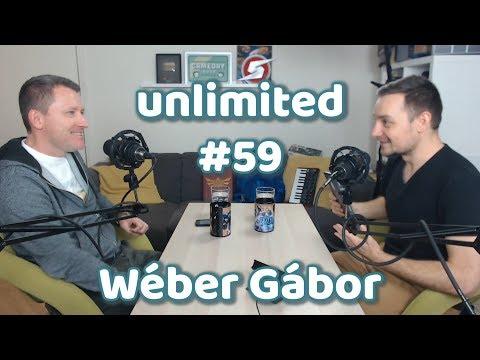 Wéber Gábor #autóverseny | Unlimited #59