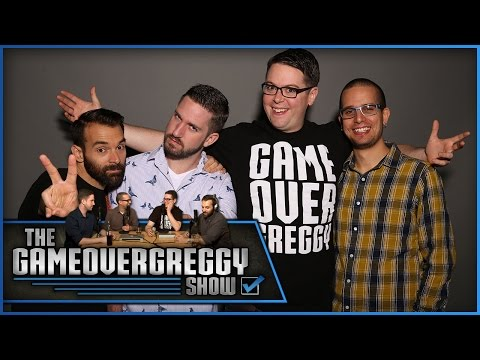 The Most Popular Kinda Funny Videos of 2015 - The GameOverGreggy Show Ep. 110 (Pt. 1)