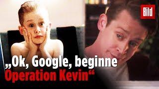 8 Jahre später ist Kevin (wieder) allein Zuhaus | Werbe-Spot mit Macaulay Culkin