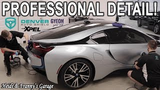 Professional Detail - What you must know!