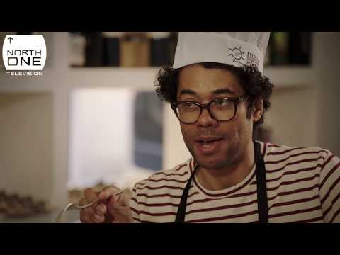 Richard Ayoade and Sara Pascoe in Valencia - Travel Man: 48hrs in...
