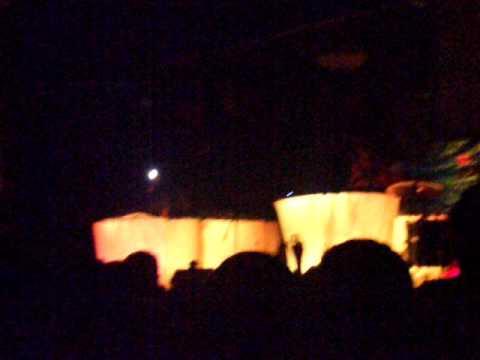 Animal Collective - Guy's Eyes (Live @ Club Firestone, Orlando, FL. 6-10-09)