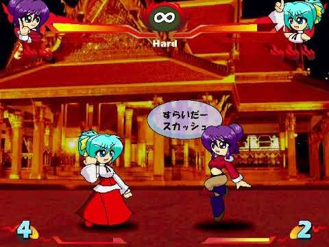 Eight Marbles 2X CPU Battle #850 - Kara vs Mikoto (Kyutou)